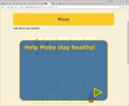 Moby's Maze Colds and Flu 1