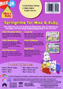 SpringtimewithMax&RubyDVDbackcover
