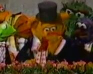 Fozzie breaks down into tears while telling Kermit how special he is before his tribute