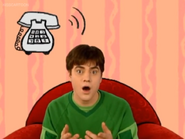 Blue's Clues Sound Ideas, TELEPHONE, DOMESTIC OLD DIAL PHONE BELL RINGING 3