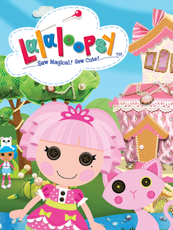 Lalaloopsy tv series cover