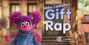 Abby's Gift Rap 1