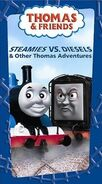 Steamiesvs.DieselsandotherThomasAdventuresVHS