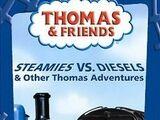 Steamies vs. Diesels and Other Thomas Adventures/Gallery