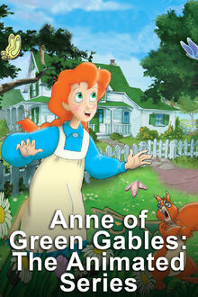 Anne of Green Gables The Animated Series Poster