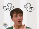 Blue's Clues Hollywoodedge, Bird Duck Quacks Clos PE020501 (8)