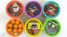 Toys Unlimited Learning Colors with THE INCREDIBLES 2 Movie Characters Play-Doh Lid TOY SCHOOL Sound Ideas, ORCHESTRA BELLS - GLISS, UP, MUSIC, PERCUSSION 2