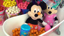 Mickey & Minnie Mouse in Gumball Bathtub Hollywoodedge, Twangy Boings 7 Type CRT015901