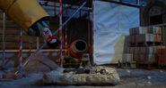 Shaun the Sheep Movie THUMP, CARTOON - TUBE THUNK, 01