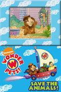 Wonder Pets!Save the Animals!9