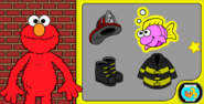 Elmo's Fire Safety Game 31