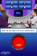 Family Feud - 2010 Edition (Lipstick)