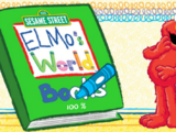 Elmo's World Books