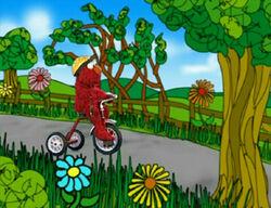 Ewexercise-bike