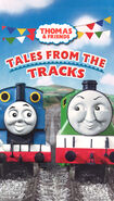 Tales from the Tracks VHS FRONT