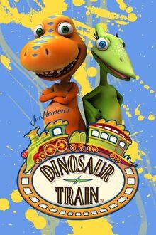 Dinosaur Train Poster