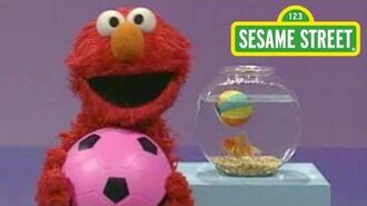 Sesame Street Play Ball! Elmo's World