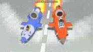 Tom and Jerry Fast and The Furry SCI FI - ROCKET LAND SPEEDER START AND AWAY 5