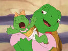 HUMAN, BABY - CRYING, WHINING Franklin and the Green Knight 2