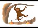 Caillou Sound Ideas, CHIMPANZEE - EXCITED CALL, ANIMAL, MONKEY, APE 02 1