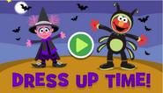 Dress Up Time (Halloween)