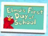 Elmo's First Day of School/Gallery