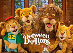Between the lions cover