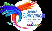 Junior Eurovision 2016 official logo