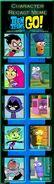 Handy Manny Teen Titans GO! Character Recats Meme