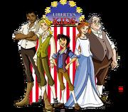 Liberty's Kids Logo