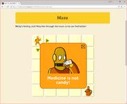 Moby's Maze Medicine 5