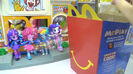 Toys Unlimited MLP My Little Pony Cutie Mark Crew McDonald's Happy Meal Toys Full Set Sound Ideas, ORCHESTRA BELLS - GLISS, UP, MUSIC, PERCUSSION 2