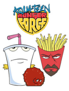 250px-Aqua Teen Hunger Force main characters