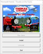 TroubleontheTracksInstall