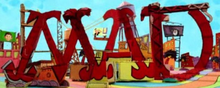 Mad (TV Series) Logo