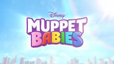 Muppet Babies 2018 logo