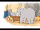 Caillou Hollywoodedge, Elephant Trumpeting PE024801 3
