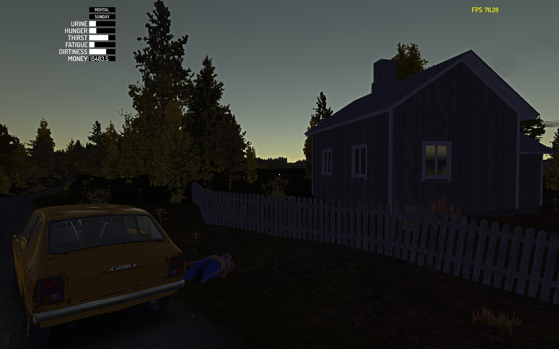 Driving a drunk home | My Summer Car Wikia | FANDOM powered by Wikia