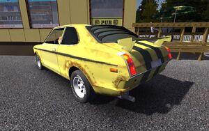 Ricochet rear view