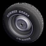 Gommer Gobra road tyre