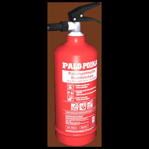 Automotive Fire Extinguisher >> Fire Extinguisher My Summer Car Wikia Fandom