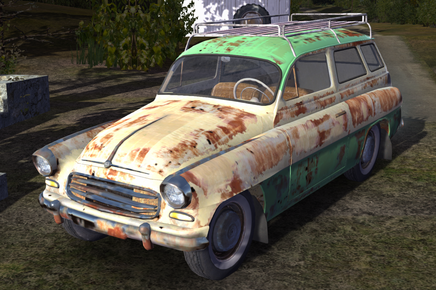 Ruscko My Summer Car Wikia Fandom