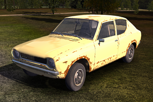 My Summer Car Game Flywheel