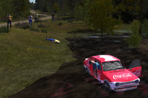 Rally Sprint Race