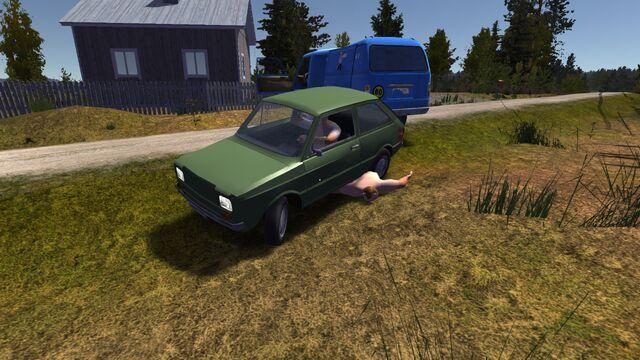 File:The green little car.jpg