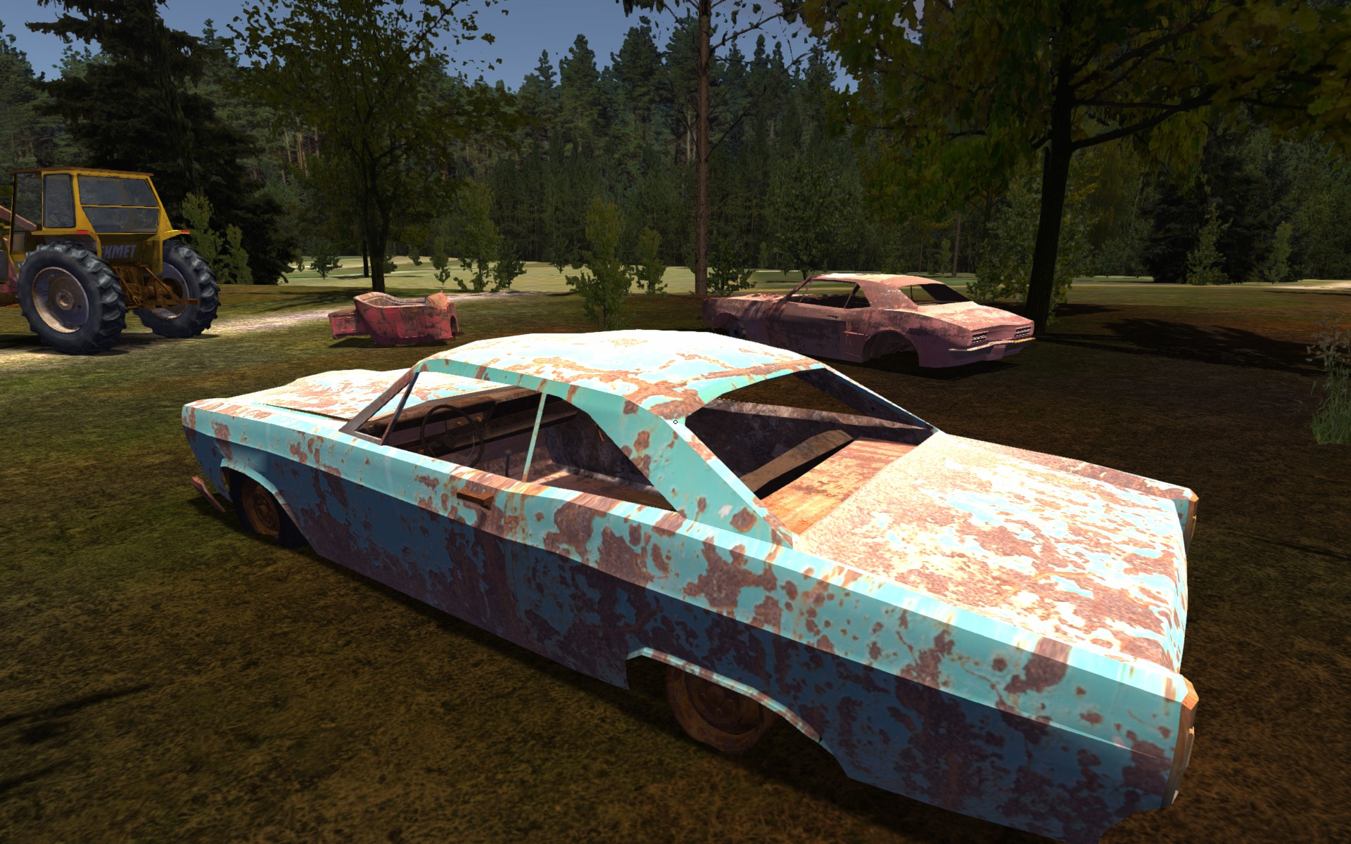 Wrecked Cars For Sale >> Wrecked Cars My Summer Car Wikia Fandom Powered By Wikia