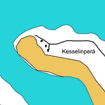 Mapa de Kesselinperä