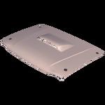 Fiberglass hood