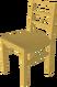 Chair (wooden)