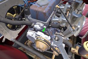 Highlighted bolt